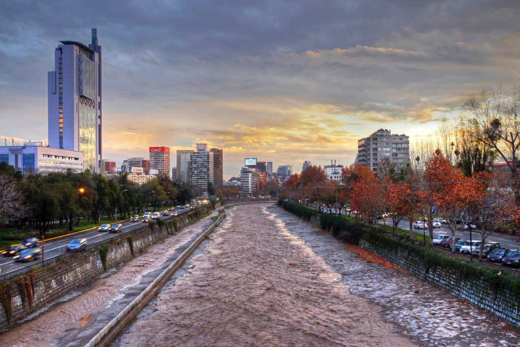 Best Places to Stay in Santiago